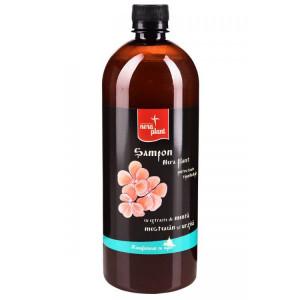 Sampon Nera Plant pentru toate tipurile de par cu extracte de menta, urzica si mesteacan, 1 L
