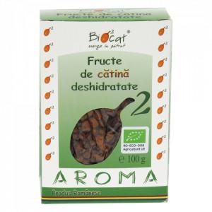 Fructe de catina deshidratate BIO - Biocat