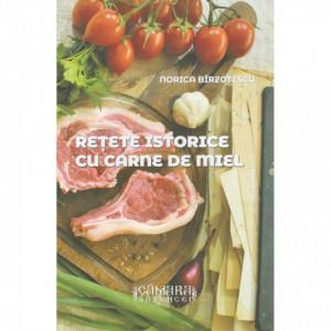 Retete istorice cu carne de miel, Norica Barzotescu