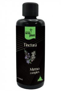 Tinctura Nera Plant BIO Memo-complex, 100ml