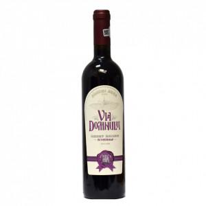 Vin Cabernet Sauvignon demisec - 2019, Via Domnului - Manastirea Jercalai, 0,75l