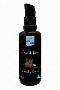 Apa de fata Nera Plant cu neroli si hibiscus, 50ml