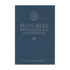Filocalia sfintelor nevointe ale desavarsirii Vol. 11 (ediţia cartonata)