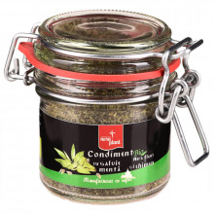 Condiment Nera Plant BIO cu salvie, menta si chimen, 33g