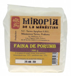 Faina de porumb / Malai - 500 gr – Miropia - Manastirea Turnu