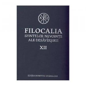 Filocalia sfintelor nevointe ale desavarsirii Vol. 12 (ediţia cartonata)