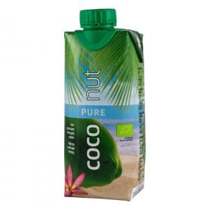 Apa BIO de cocos, 330ml