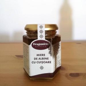 ETICHETA DETERIOARATA - Miere cu cuișoare - 240 gr