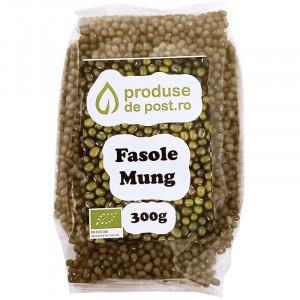 FASOLE MUNG BIO, 300G