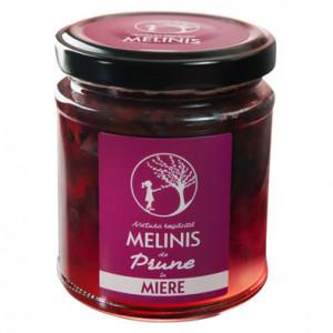 Melinis de prune in miere - 230 gr