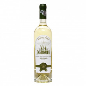 Vin Sortiment Feteasca Regala + Sauvignon demisec - Via Domnului - Manastirea Jercalai, 0,75l