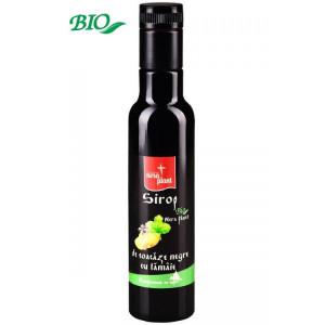 Sirop Nera Plant BIO de coacaze negre cu lamaie, 250ml