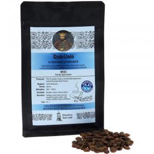 "Cafea boabe proaspat prajita handmade ""Radu Voda PREMIUM"" DECAFEINIZATA, 150g"