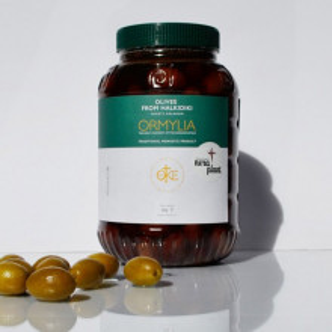 Masline Kalamon, cu oregano si otet, 1 Kg