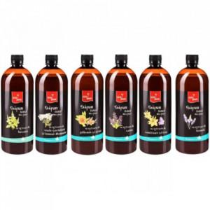 Pachet: 6 sapunuri lichide 1 l Nera Plant