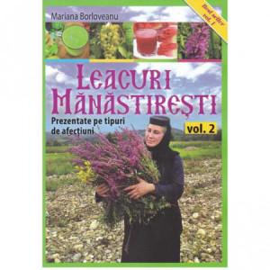 Leacuri manastiresti - Volumul 2