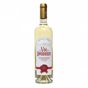 Vin Feteasca Regala alb, demisec - Via Domnului - Manastirea Jercalai, 0,75l