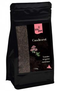 Condiment Nera Plant BIO cu busuioc, oregano si cimbrisor, 50g