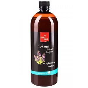 Sapun lichid Nera Plant cu extract de salvie, 1000ml