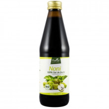 Suc de noni 100%, bio, 330 ml Medicura
