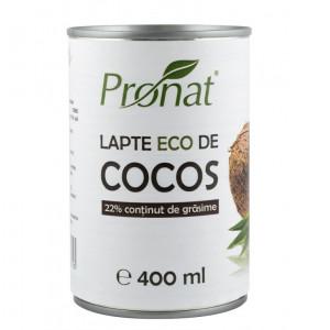 Lapte BIO de Cocos, 400ml