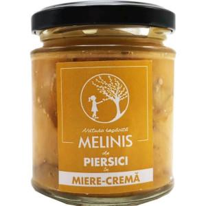 Miere Crema de piersici - 230 gr
