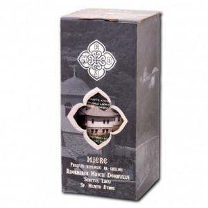 Miere de pin - Chilia Adormirea Maicii Domnului - Schitu Lacu - Sfantul Munte Athos - 1kg