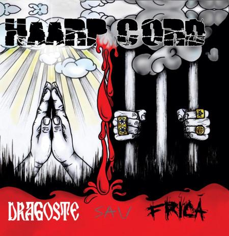"""""""Dragoste sau Frica"""" - CD gratuit + Sticker """"HAARP CORD"""""""