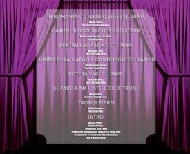 """""""UVERTURA"""" - Sticker + Album gratuit"""