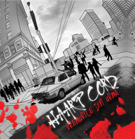 """Vremurile din urma"" - CD gratuit + Sticker ""HAARP CORD"""