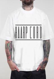 """TRICOU """"HAARP CORD"""" - CLASIC + album gratuit"""