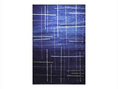 Tepih Opus W2575 - Plava Siva
