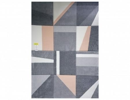 Tepih Diamond 22701_952 Pastel PinkSivo