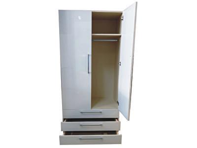 Ugaoni 2K3F garderober