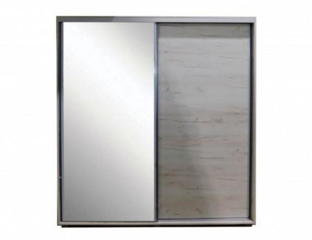 Garderober PRAKTIK sa ogledalom