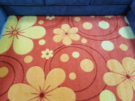Tepih Almira 117 Narandžasta