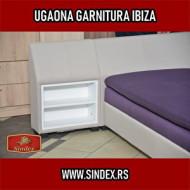 Ibiza - Ugaona garnitura