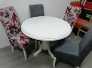 Trpezarijski sto i stolice - EKSPONAT