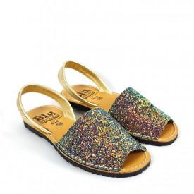 Sandale din piele AVARCA GLITTER Amazon