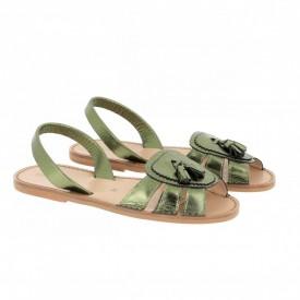 Sandale din piele naturala AVARCA NEO 2 Green