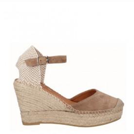 Sandale din piele naturala CARLA Desert