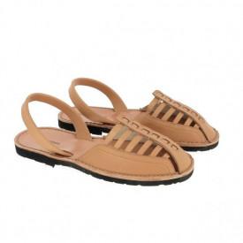 Sandale din piele naturala MINORQUINES SANTORIN