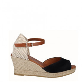 Sandale din piele naturala SILVIA Black