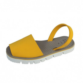 Sandale din spuma EVA Clasic Alta Yellow