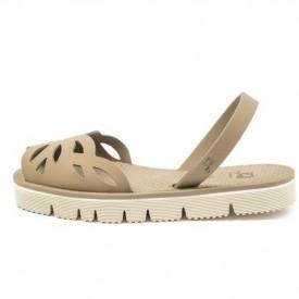 Sandale din spuma EVA NUR Alta Brown