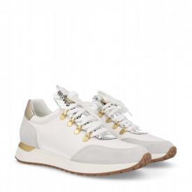 Sneakers din piele naturala BRITNEY