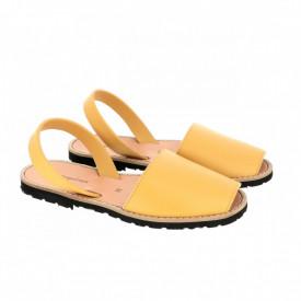Sandale din piele AVARCA MINORQUINES GOLDEN
