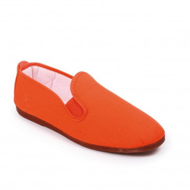 Espadrile JAVER Orange