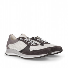 Pantofi din piele naturala STUART White