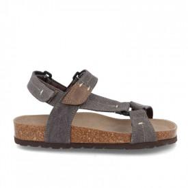 Sandale barbatesti DESERT Grey BIO